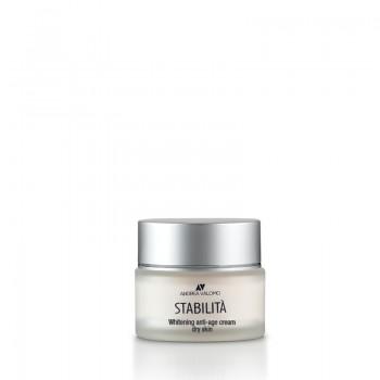 whitening anti-age cream - dry skin