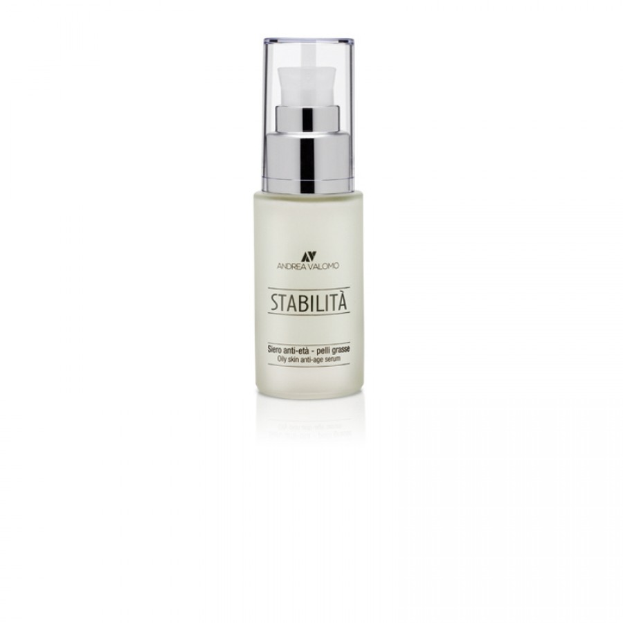 oily skin anti-age serum